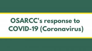 OSARCC's response to COVID-19 (Coronavirus)